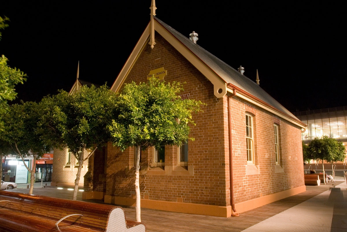 Blacktown Visitor Information & Heritage Centre, formerly Blacktown Public School