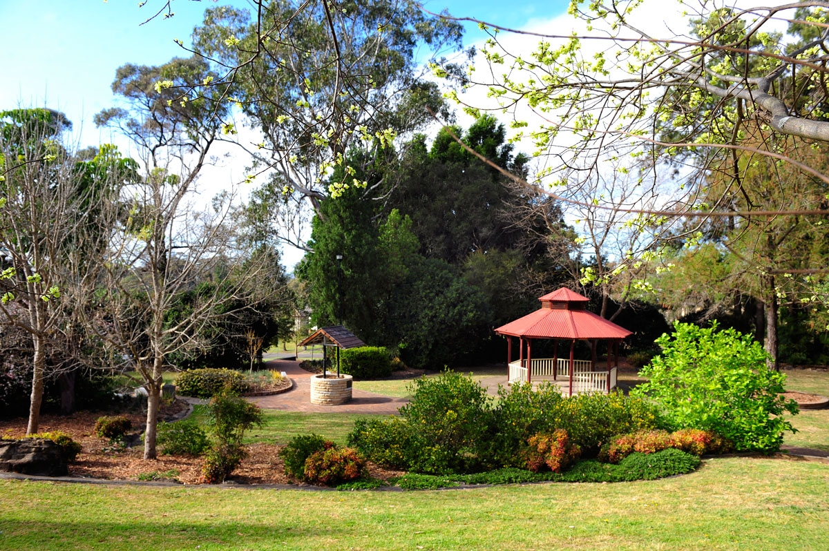 Chifley Wedding Area at Nurragingy Reserve