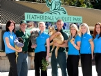 Featherdale Wildlife Park friendly staff