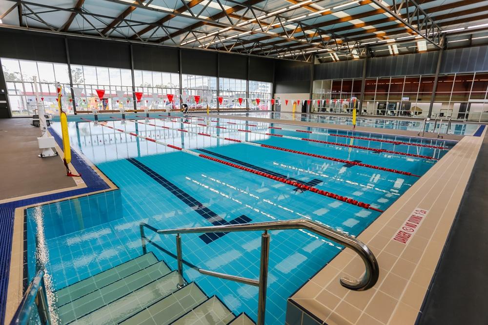 Sydney Gymnasatics and Aquatic Centre