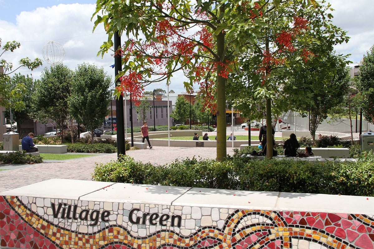 Blacktown Village Green