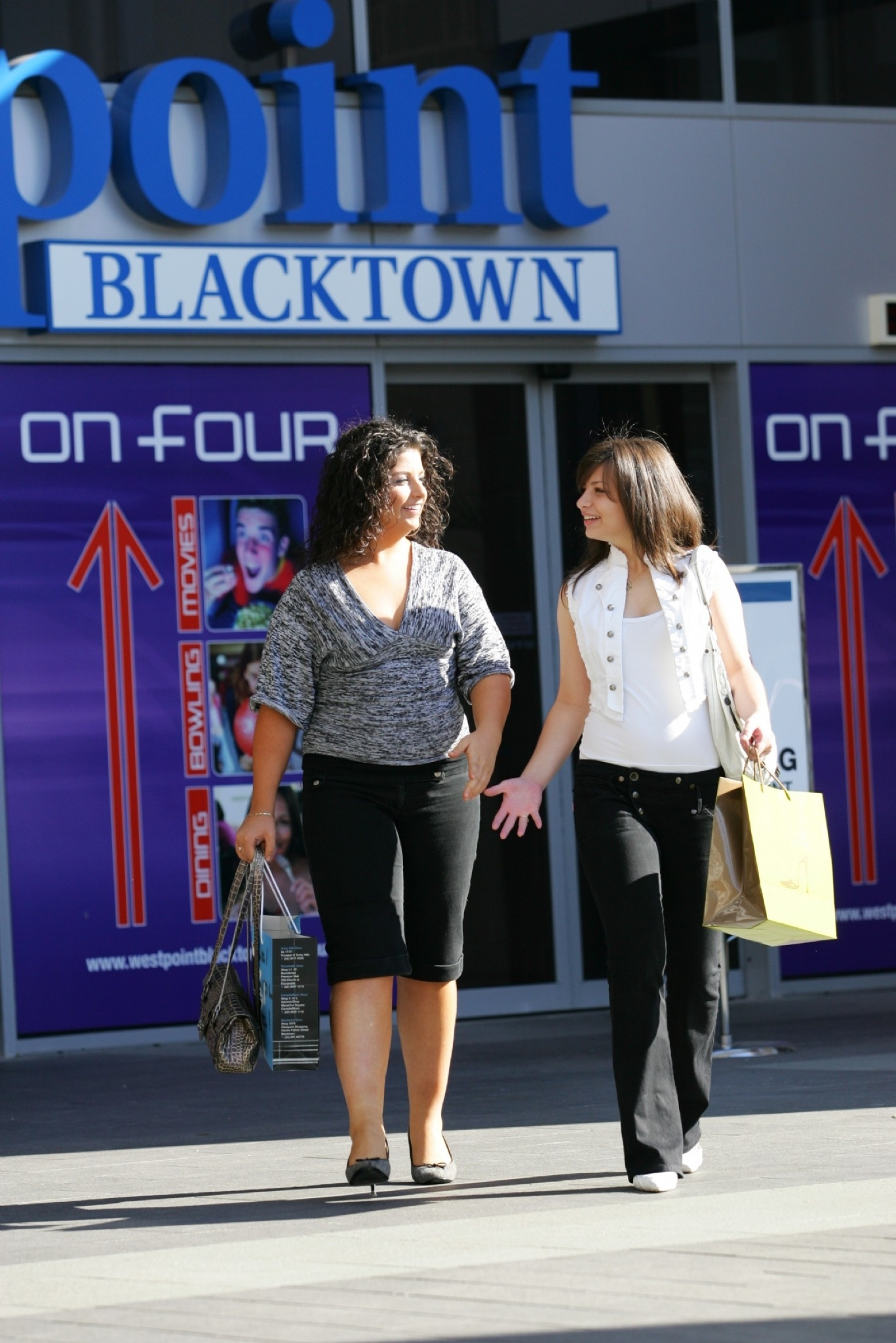 Shopping in Blacktown