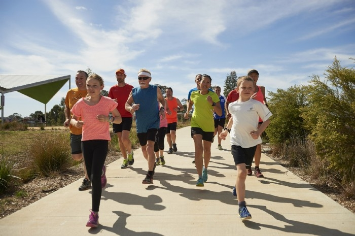 RunWest Community Running Festival in Blacktown
