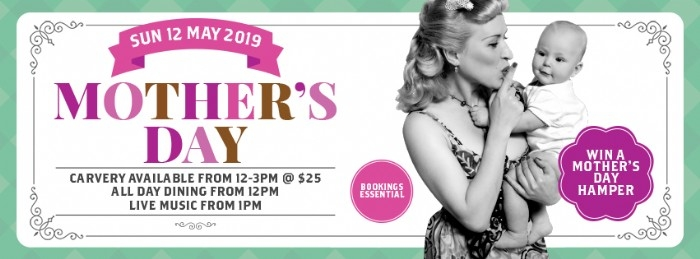 Mother Day at the Royal Cricketers Arms