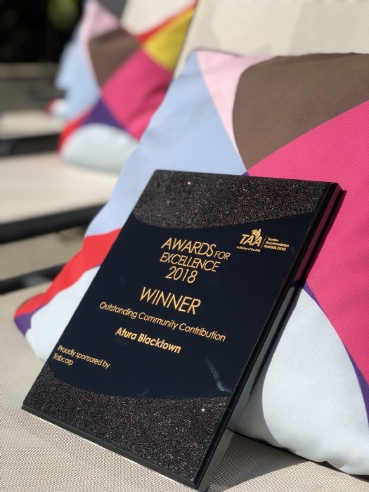 The ATURA - Winner place to stay, wine & dine!!