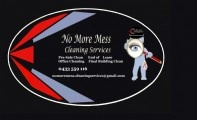 No More Mess Cleaning Services