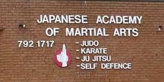 Japanese Academy of Martial Arts
