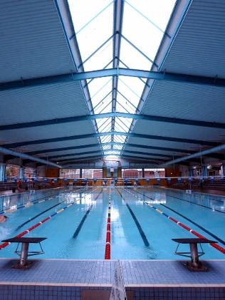 Indoor 50 Metre Pool